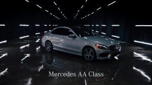 Mercedes AA Class