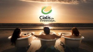 Cialis for Threeways