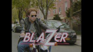 Blazer!